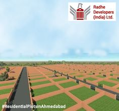 One of the key benefit of investing in #ResidentialPlotsinAhmedabad is high return on investment.  Visit: http://www.radhedevelopers.com/projects/radhe-serene/ #RadheSerene #RadheDevelopers