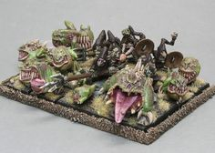 Night goblin squigs.