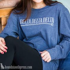 Houndstooth Press   Sorority and Fraternity T-Shirt Designs