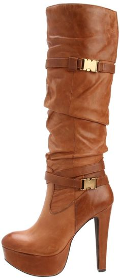 The Alster Boot by Jessica Simpson. Perfect color and heel height.