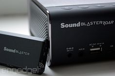 A PC component maker in a post-PC world BY JAMES TREW MAY 14TH 2014 This is a Sound Blaster? In 2014? Oh my!