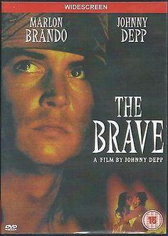 The-Brave-w-Johnny-Depp-Marlon-Brando-DVD-Widescreen