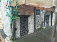 Belen artesanal: Catálogo de construcciones Interior, Christmas Villages, Christian Crafts, Christmas Crafts, Design Interiors, Interiors