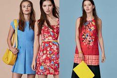 Per Liu Jo abbigliamento primavera estate 2016 la Parola d'Ordine è Gioco! Liu Jo abbigliamento primavera estate 2016
