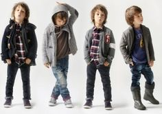 Top Hipster Clothing for kids 2012 trends by janapc