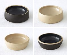 Cloud7′s ceramic bowls and travel beds.