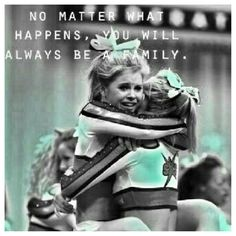 cheer is family