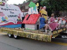 AIM parade