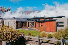 Wanaka holiday house by Sarah Scott Architects.