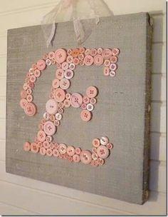 Button letter ;)