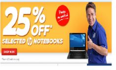 off HP Notebooks @ The Good Guys! - Posted on Oct 2013