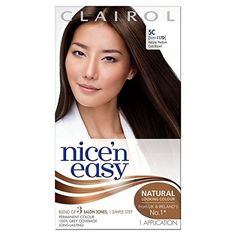 Nice n Easy Hair Dye Medium Cool Brown 5C PACK OF 2 >>> Read more reviews of the product by visiting the link on the image.
