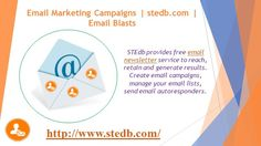 https://flic.kr/p/Kf6doe | A Beginner's Guide to Successful Email Marketing - STEdb | Call Now + 1 (561) 228-5630  Broadcast Emails FREE Today  Up to 2,000 subscribers and 12,000 emails per month  More About Us : www.stedb.com