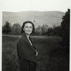 Georgia O'Keeffe, undated