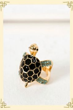 i already have the turtle tattoo, and the ear rings i must have this ring
