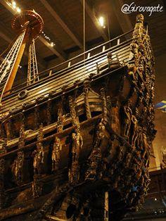 Cosa vedere a Stoccolma: il museo Vasa, attrazione imperdibile! Museum