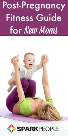 Bouncing Back into Shape after Baby: How and when you should start resuming exercise after pregnancy
