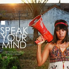 From Indonesia, the 2012 Makers Muse Award recipient is Nova Ruth.      Nova Ruth is a life artist, musician and activist. Her first music project, the conscious rap duo Twin Sista performed in contexts as diverse as prisons, cheesy shopping malls, poetry festivals and punk gigs across her native Indonesia.