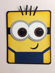 Minion card                                                                                                                                                      More