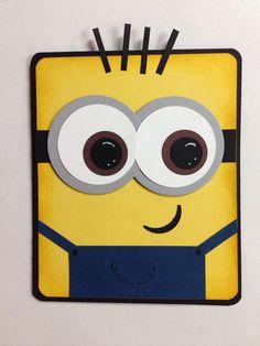 Minion card…