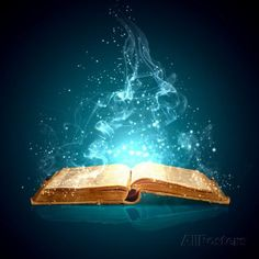 books - Image of Opened Magic Book with Magic Lights Photographic Print by Sergey Nivens at AllPosters com Photo Background Images, Photo Backgrounds, Magic Background, Book Wallpaper, Galaxy Wallpaper, Laptop Wallpaper, Open Book Tattoo, Just Add Magic, Photo D Art