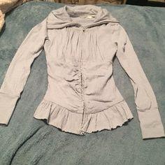 Zip up jacket kimchi blue zip up jacket. size small! perfect shape Kimchi Blue Jackets & Coats