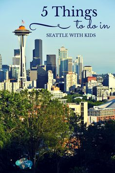 If you are looking for things to do in Seattle with kids, you will find some great suggestions in this guest post from The Adventure Ahead. Best Family Vacations, Family Vacation Destinations, Amazing Destinations, Vacation Trips, Day Trips, Family Travel, Seattle Vacation, Vacation Ideas, Family Trips