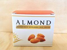 Sattva Naturals almond face cream