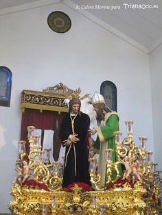 Hermandad de San Gonzalo, Sevilla · Lunes Santo. Semana Santa 2015 www.trianaocio.es/ Triana Ocio   Agenda Cofrade
