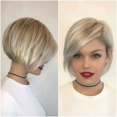 Gorgeous cut and colour