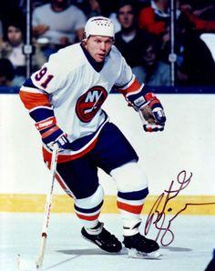 Butch Goring, New York Islanders