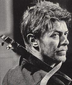 David Bowie as Baal