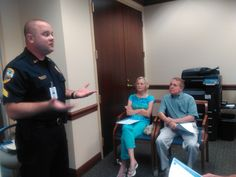 From the desk of Peter Blatt August 2015 Last week, we had a very informative Roundtable on how to prevent identity theft. Sergeant Paul Rogers of the Palm Beach Gardens Police Department was our guest speaker and provided. Palm Beach Gardens, Guest Speakers, Identity Theft, Police, Group, Law Enforcement