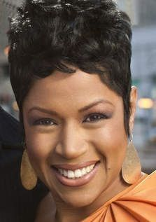 Val Warner... love her on Windy City Live #chitown