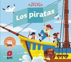 """Jean-Michel Billioud / Kiko. """"Los piratas"""". Editorial SM. (desde 6 años). Libros Pop-up, Aragon, Audio Books, Family Guy, Reading, Movies, Movie Posters, Fictional Characters, Editorial"""
