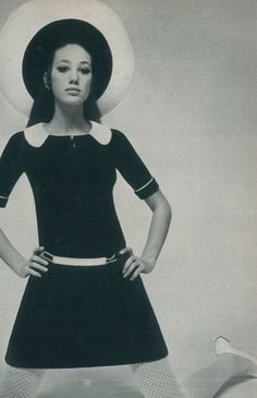 Marisa Berenson 1960's fashion