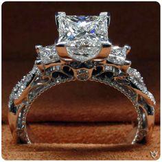 Verragio Venetian 5013P My 5 year anniversary (new) wedding ring! I think I've found the one I want!