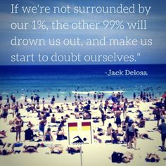 Find your tribe: What I learnt from Jack Delosa