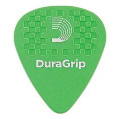 D/'Addario Planet Waves Guitar Picks  10 Pack  Duragrip  .60mm  Super Grip
