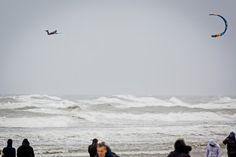 Kitesurfen in windkracht 7