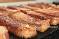 Tips from the Heart for the Home: French Toast Sticks or Sausage Breakfast Pizza?