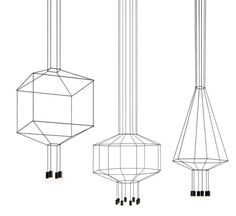 Wireflow 0304 Pendant Light