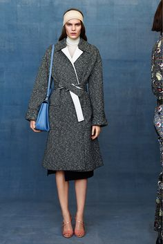See the complete Balenciaga Pre-Fall 2013 collection.