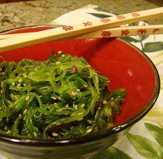 Futilités: Salade d'algues au boeuf et framboises