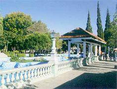 Zaragoza Alameda in Saltillo, Coahuila, Mexico - Tour By Mexico  ®  http://www.tourbymexico.com/coahuila/saltillo/saltillo.htm