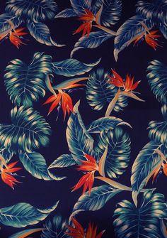 Super Ideas For Flowers Illustration Tropical Print Patterns Motifs Textiles, Textile Patterns, Textile Prints, Print Patterns, Floral Patterns, Indian Patterns, Japanese Patterns, Lino Prints, Motif Tropical