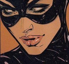 Ideas for pop art marvel Catwoman Comic, Catwoman Cosplay, Batman And Catwoman, Batman Art, Batman Robin, Marvel Art, Pop Art Drawing, Art Drawings, Drawing Ideas