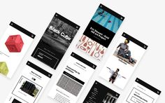 Serving as one of the only constant interaction mediums between the nomadic museum, their fellow artists, and their spectators, Black Cube's website represents one of the most important elements. Having no permanent collection or exhibition space, unlik…