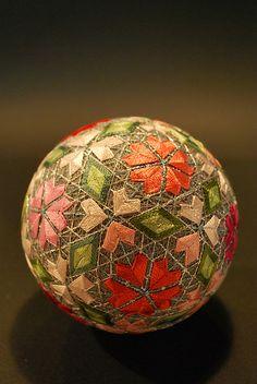 Temari ball | Flickr - Photo Sharing!