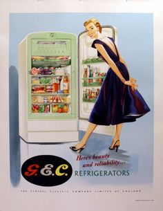 The General Electric Company Limited of England. 1950s